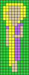 Alpha pattern #47878