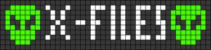 Alpha pattern #47887