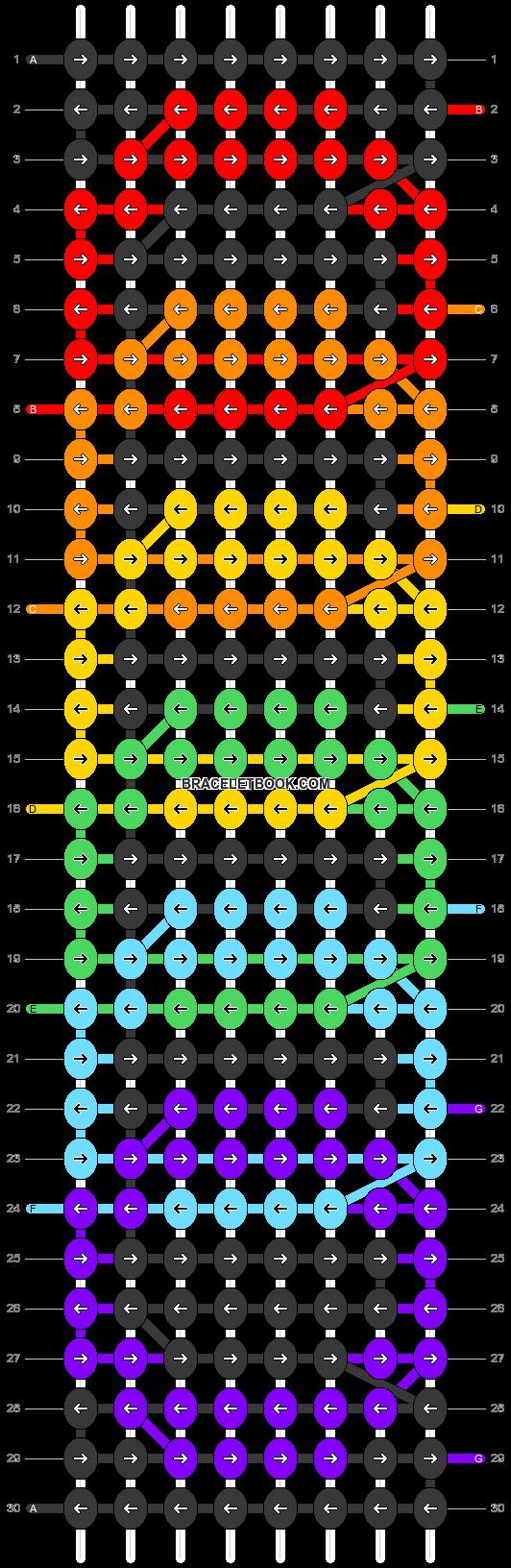Alpha pattern #47888 pattern