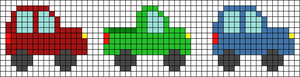 Alpha pattern #47890