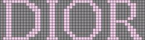 Alpha pattern #47898