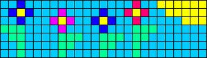 Alpha pattern #47907