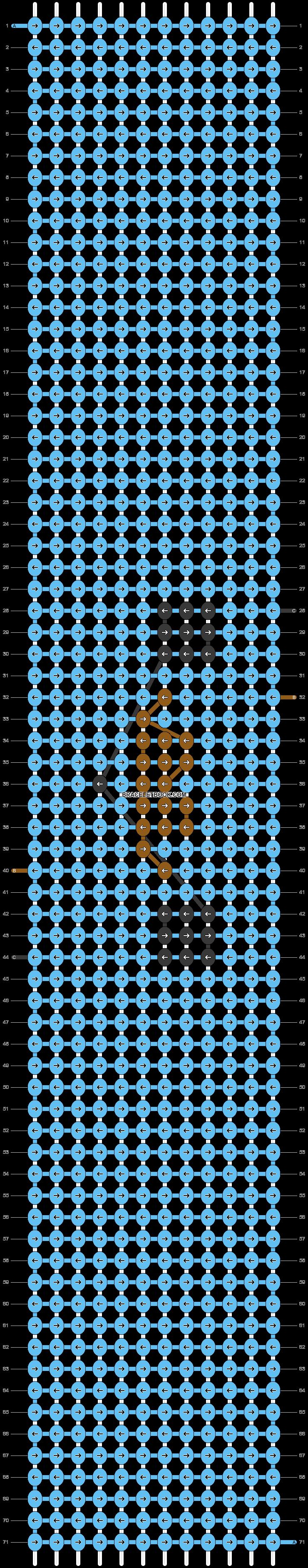 Alpha pattern #47913 pattern