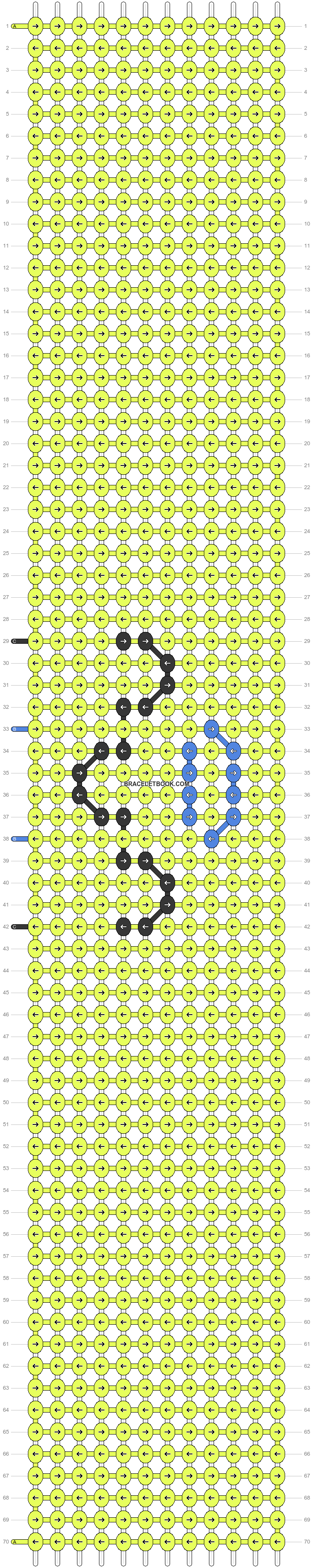 Alpha pattern #47915 pattern