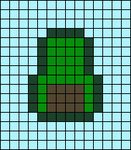 Alpha pattern #47918