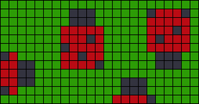 Alpha pattern #47923