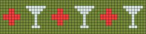 Alpha pattern #47927