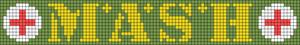 Alpha pattern #47932