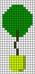 Alpha pattern #47937