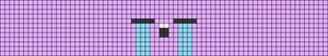 Alpha pattern #47960