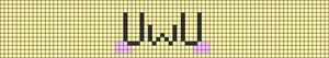 Alpha pattern #47970