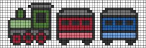 Alpha pattern #47995