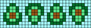 Alpha pattern #47996