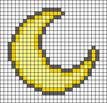 Alpha pattern #47999