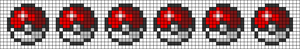 Alpha pattern #48004