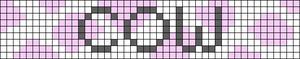 Alpha pattern #48011