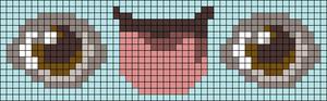 Alpha pattern #48018