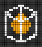 Alpha pattern #48026