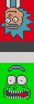 Alpha pattern #48039