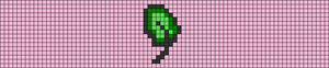 Alpha pattern #48040