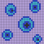 Alpha pattern #48047