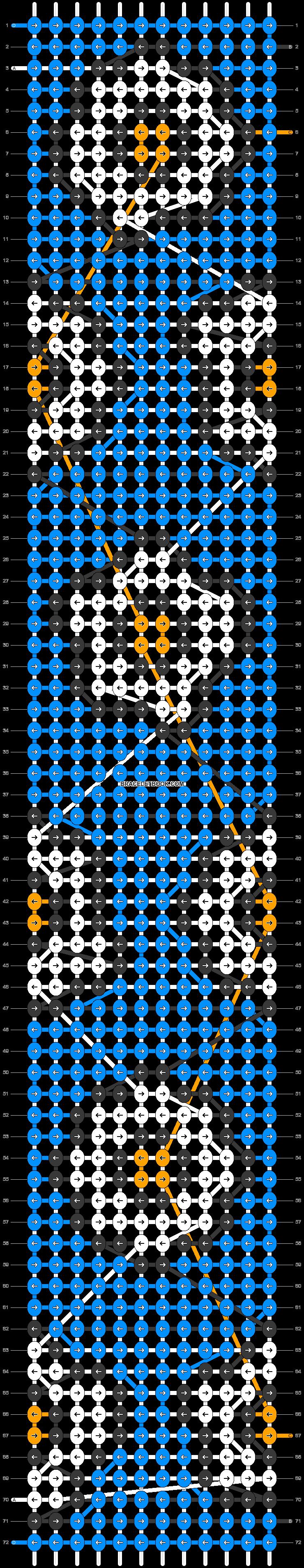 Alpha pattern #48075 pattern