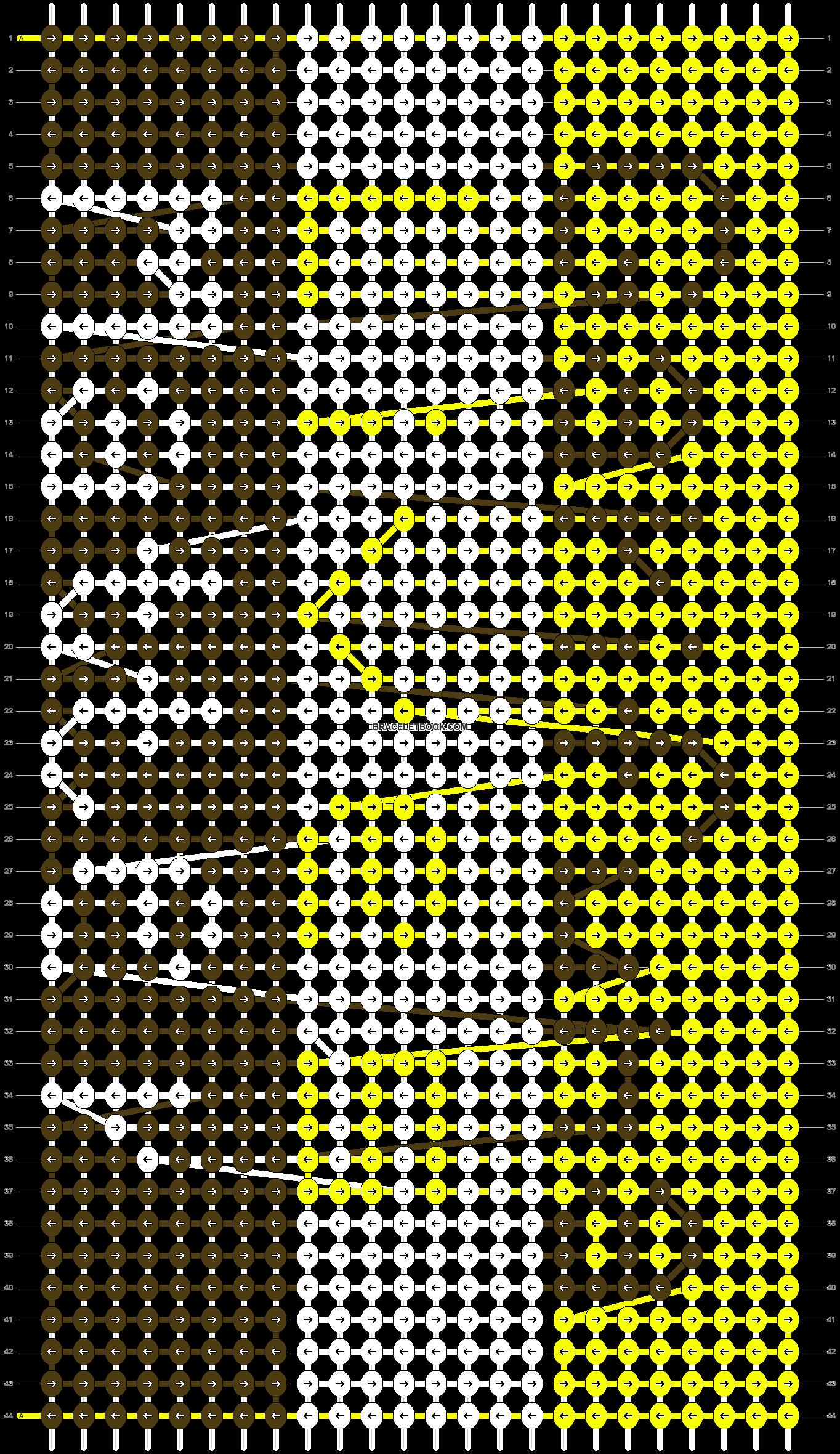 Alpha pattern #48076 pattern