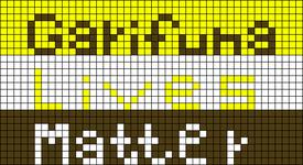 Alpha pattern #48076