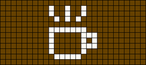 Alpha pattern #48081