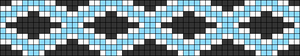 Alpha pattern #48082