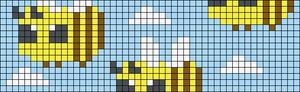 Alpha pattern #48083