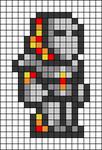 Alpha pattern #48084