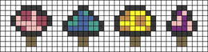 Alpha pattern #48133