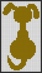 Alpha pattern #48134