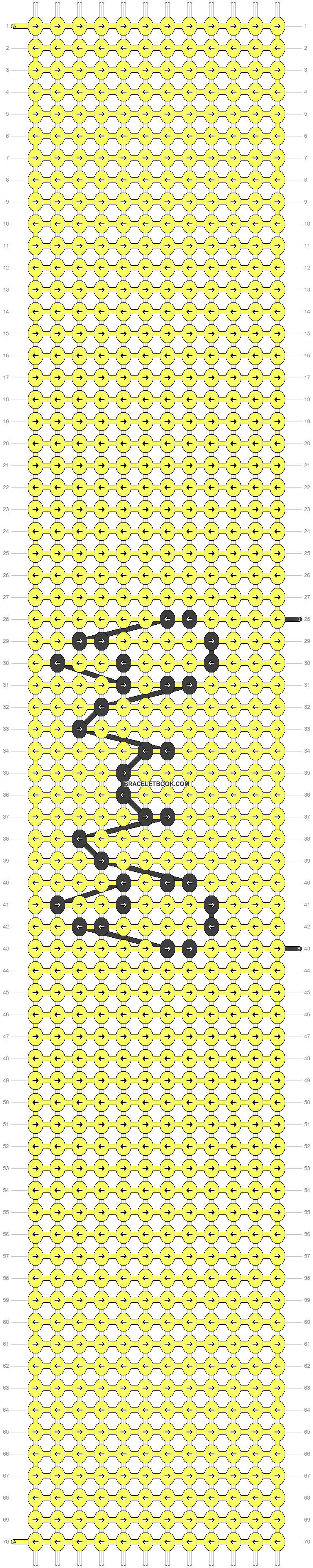 Alpha pattern #48188 pattern