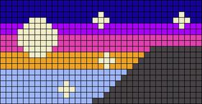 Alpha pattern #48213