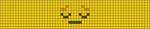 Alpha pattern #48216