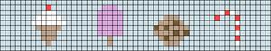 Alpha pattern #48232