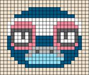 Alpha pattern #48235