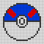 Alpha pattern #48240