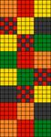 Alpha pattern #48241