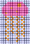 Alpha pattern #48243