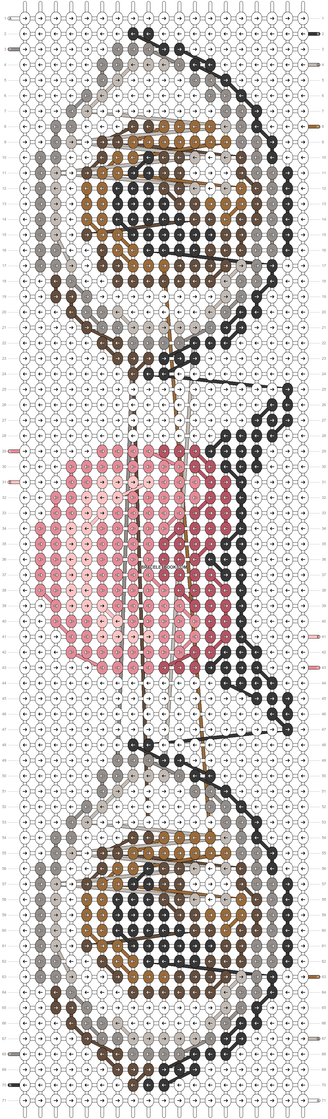 Alpha pattern #48244 pattern