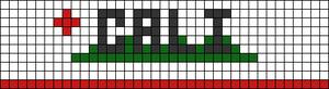 Alpha pattern #48248