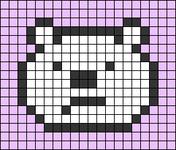 Alpha pattern #48249