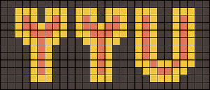 Alpha pattern #48250