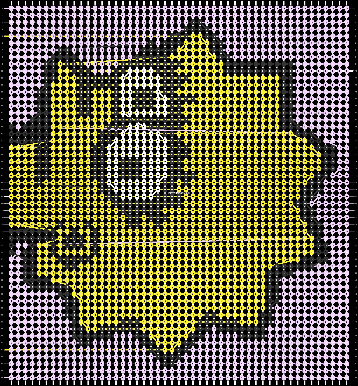 Alpha pattern #48251 pattern