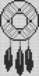 Alpha pattern #48258