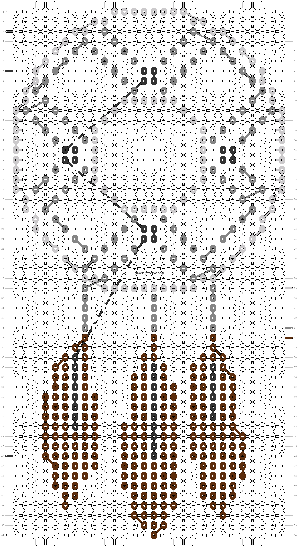 Alpha pattern #48259 pattern