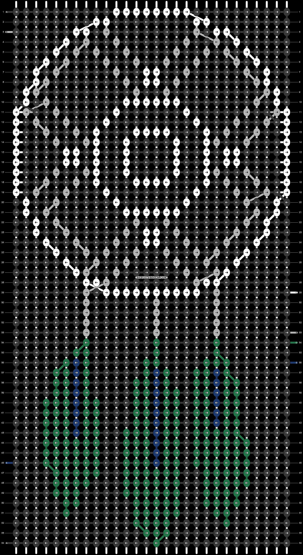 Alpha pattern #48264 pattern